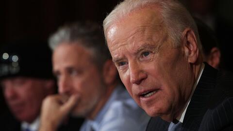 """Joe Biden a Donald Trump: """"Crece, madura y sé un adulto"""""""