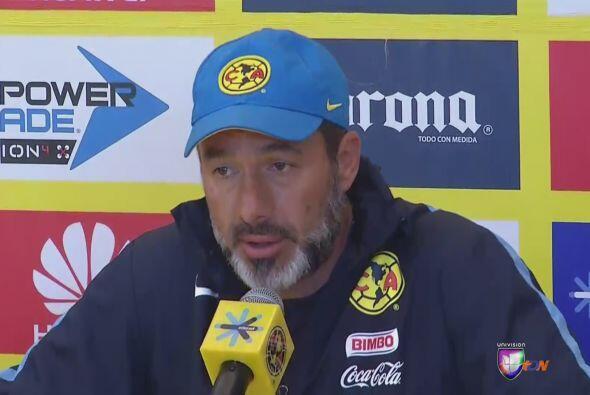 INCONSISTENCIA DEL AMÉRICA - El equipo de Gustavo Matosas no está en un...