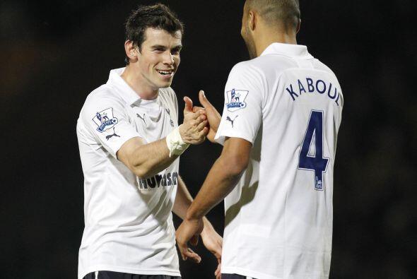 Bale está teniendo uno de sus mejores torneos.