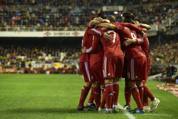 Real Madrid parecía en problemas, pues tenía un duelo por...