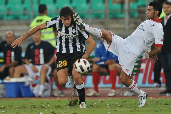Pero el Bari defendió el resultado al máximo y complicó el juego del rival.