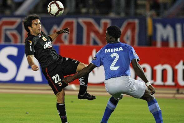 En tanto en Ecuador el Deportivo Quito enfrentó al Emelec por el Grupo 5.