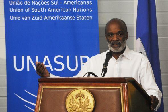 Este 28 de noviembre, Haití se prepara para elegir al sucesor en...