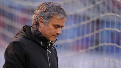 De acuerdo a lo que mencionan algunos medios, la partida de Mourinho del...