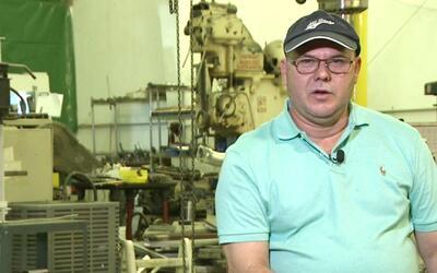 Abriendo Puertas: De empleado a dueño de importante taller industrial