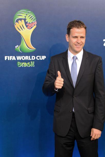 Olivier Bierhoff, otro ex jugador de la selección 'teutona', también lle...