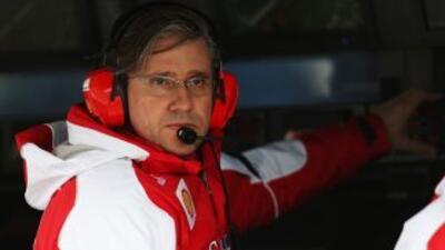 Con respecto al GP de China en Shanghai Fry no sabe si el circuito se ad...
