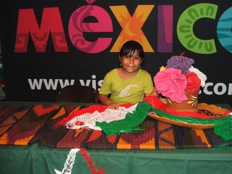 El Festiva de 'El Grito' se llevó a cabo en Houston en el Teatro...