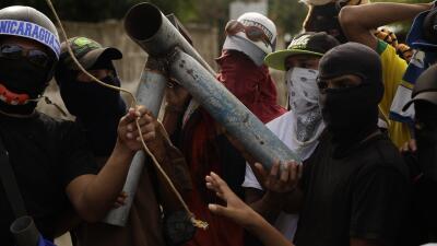 """Recrudece la represión en Masaya tras proclamarse """"territorio liberado"""" en Nicaragua"""