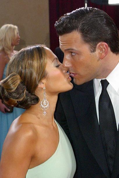 Jennifer Lopez y Ben Affleck causaron furor con su romance.  Mira aquí l...