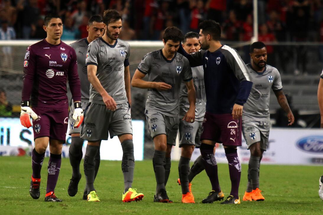 Jornada 9: Atlas 0-1 Monterrey: aunque los Rayados ganaron, el colombian...