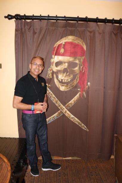 """¿Eres fan de Jack Sparrow y las películas """"Pirates of the..."""