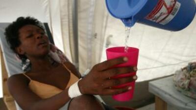 Los casos de cólera aumentaron a 32 en República Dominicana.