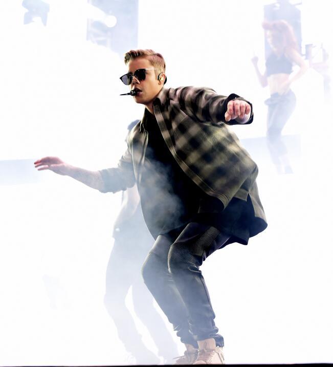 Justin Bieber y J Balvin