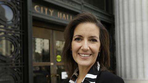 Libby Schaaf, alcaldesa de Oakland