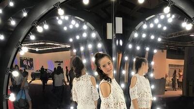 Conoce a la primera modelo española con síndrome de Down que desfilará en la semana de la moda de Nueva York
