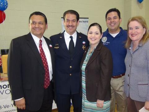 Foro votantes Houston 2012