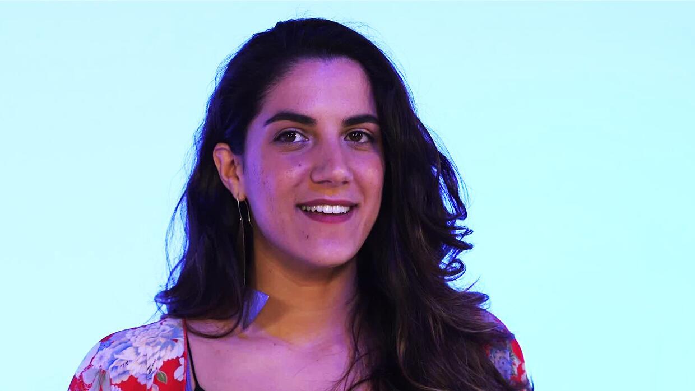 Eleni Arapoglou: 'The power of the voice is revealing'