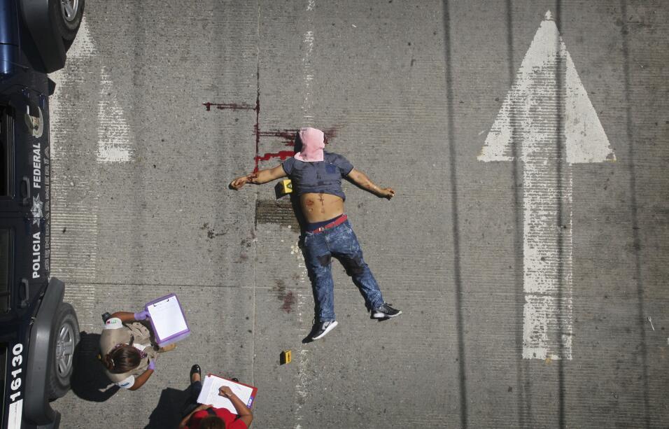 Las balas indetenibles en México. Para combatir el incremento de...