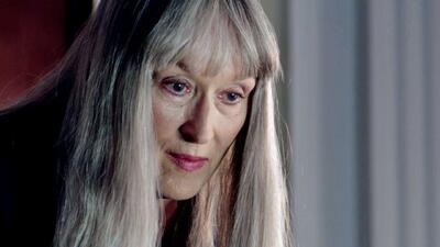 The Giver: Meryl Streep controla el mundo