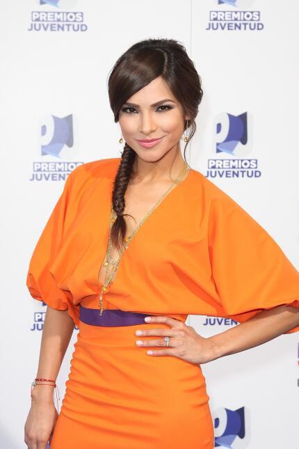 Alejandra Espinoza.