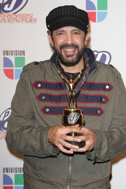 Su paso por Premios Juventud ha sido memorable y sus seguidores lo recue...