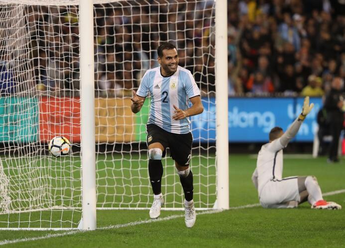 ¡Debut de oro! Sampaoli le ganó a Brasil en su primer partido con Argent...