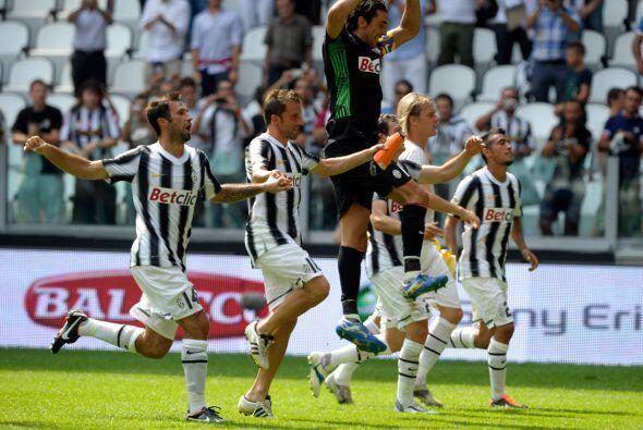 Tres puntos valiosos en favor de Juventus.