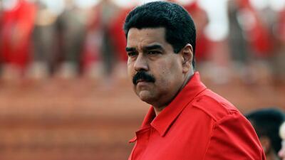 "Nicolás Maduro llama a Leopoldo López ""fascista"""