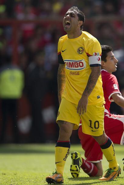 4.- Para el 2013, dejaron las filas del América jugadores como Da...