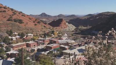 Explorando Arizona: conoce el pasado minero y el presente artístico de Bisbee