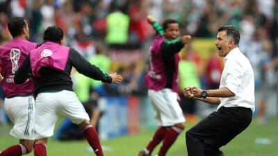 Las grandes victorias de Juan Carlos Osorio con el Tri