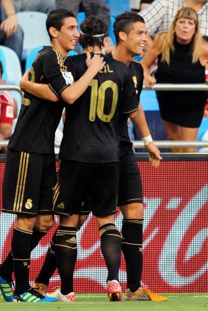 6-0 definitivo del Real Madrid con 'hat-trick' de Cristiano Ronaldo ante...