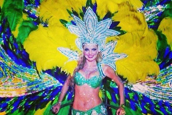 ¡Disfrutando del Carnaval!