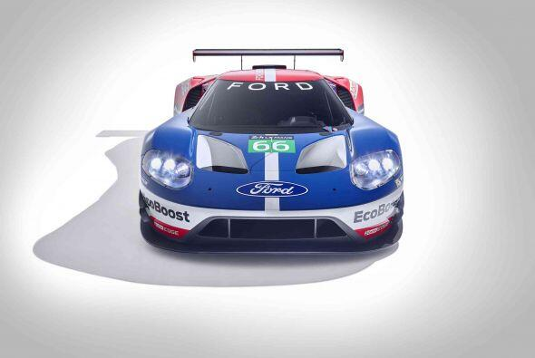 Ford GT LM GTE Pro 2016