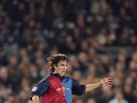 Carles  entró en el Barcelona a los 17 años, cuando se inc...