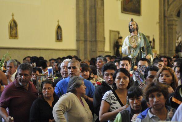 Hay numerosas plegarias de petición a Cristo, por intercesión de San Judas.