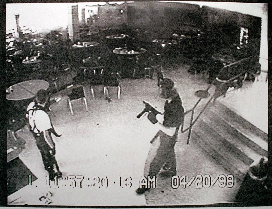 Tiroteo Columbine 1999