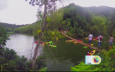 En Puerto Rico hay múltiples lagos para pasarla bien