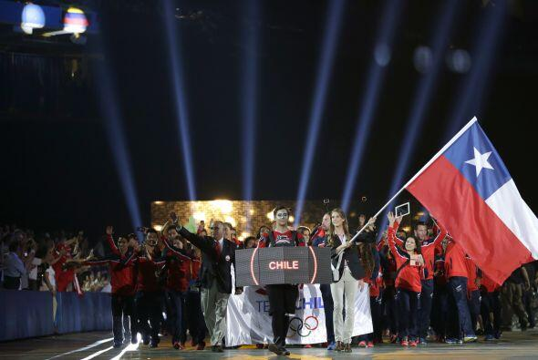Espectacular inauguración de Panamericanos e26207a742ed43b49841cf0af90d8...