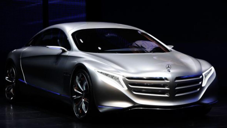 Este prototipo alemán que debutó en Frankfurt demuestra que los lujosos...