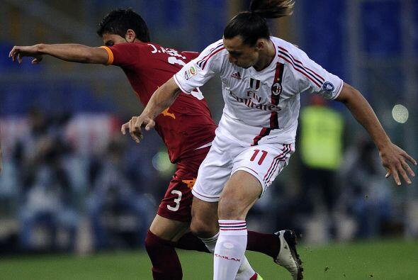 El Milan volvió a jugar bien y dejó bien claro que busca s...