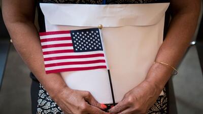Este lunes vence el plazo para comentar la nueva regla de 'carga pública' propuesta por el gobierno de Trump