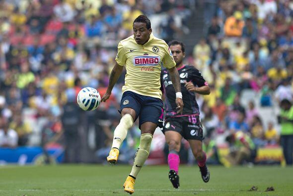 Por lo que el ecuatoriano aprovechará su habilidad con el balón para des...