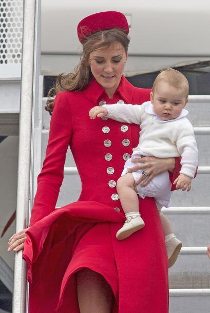 Sin lugar a dudas la Duquesa de Cambridge podría llevarse el prim...
