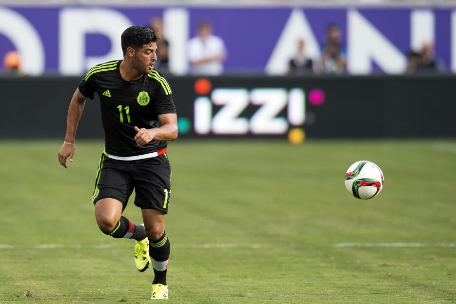 México a romper con maldición en Copa Oro