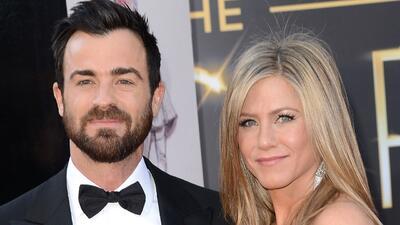 Jennifer Aniston y Justin Theroux ya tienen fecha de boda