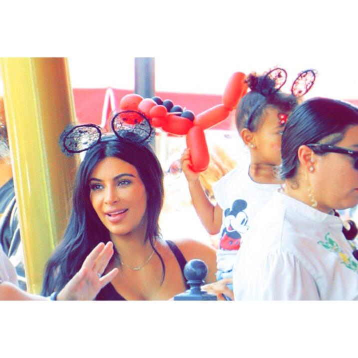 North West disney