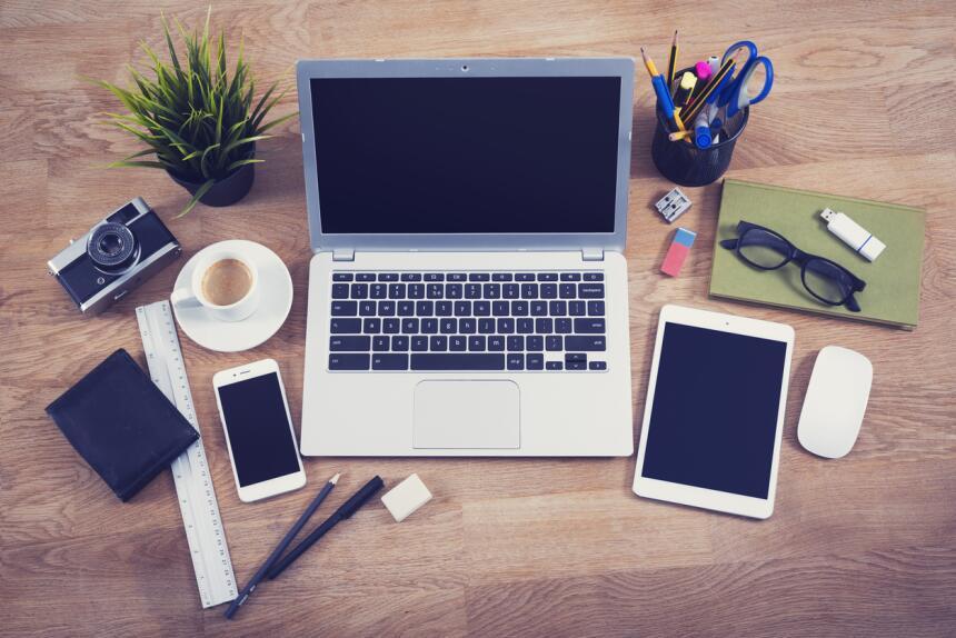 La tecnología está presente en casi todas las actividades de nuestra vida.