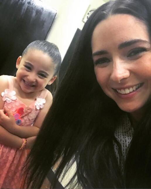 Lara Campos y Ariadne Díaz